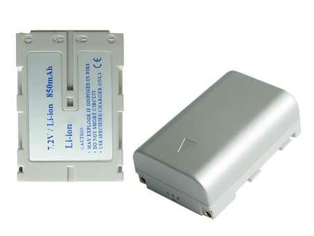 JVC BN-V607 1100mAh utángyártott akkumulátor