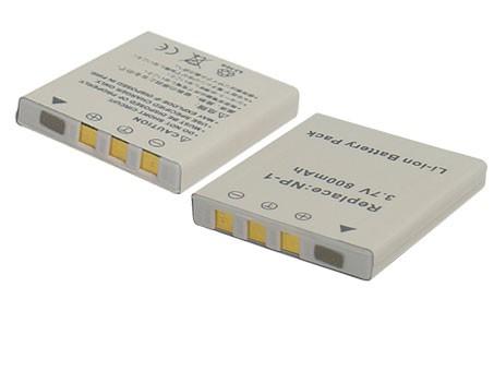 Konica-Minolta NP-1 750mAh utángyártott akkumulátor