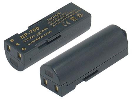 Konica - Minolta NP-700 750mA utángyártott akkumulátor