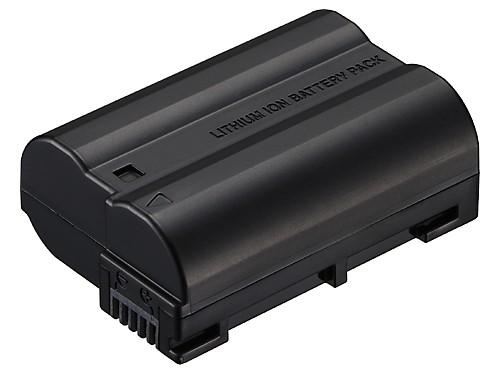 NIKON EN-EL15 1900mAh utángyártott kamera akkumulátor