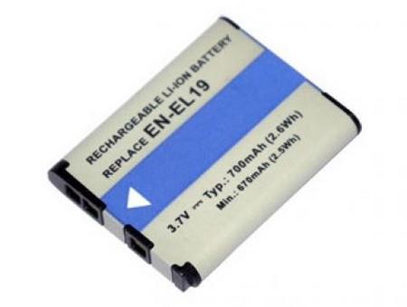 Nikon EN-EL19 700mAh utángyártott akkumulátor