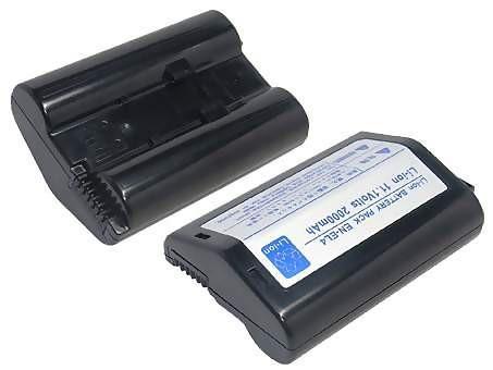 Nikon EN-EL4 2200mAh utángyártott akkumulátor