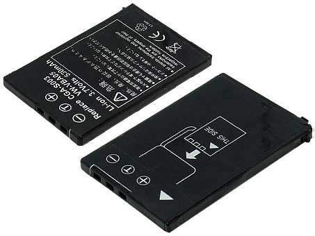 Panasonic CGA-S003 530mAh utángyártott akkumulátor
