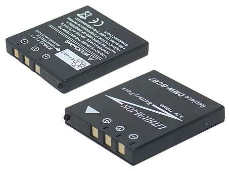 Panasonic CGA-S004 710mAh utángyártott akkumulátor