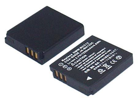 Panasonic CGA-S005 1150mAh utángyártott akkumulátor