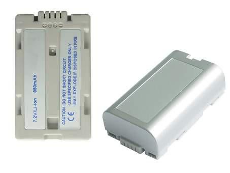 Panasonic CGR-D120 1100mAh utángyártott akkumulátor