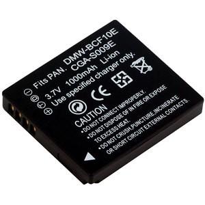 Panasonic DMW-BCF10E 800mAh utángyártott akkumulátor