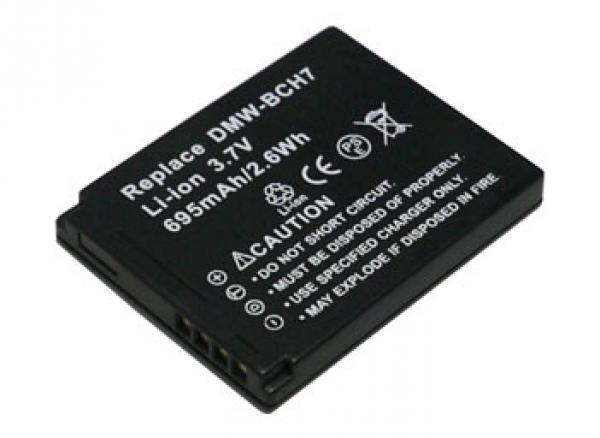 Panasonic DMW-BCH7 695mAh utángyártott akkumulátor