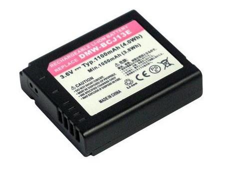 Panasonic DMW-BCJ13 1100mAh utángyártott akkumulátor