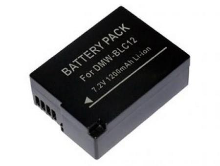 Panasonic DMW-BLC12 1200mAh utángyártott akkumulátor