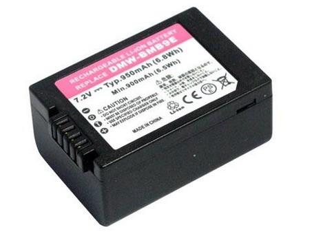 Panasonic DMW-BMB9 950mAh utángyártott akkumulátor