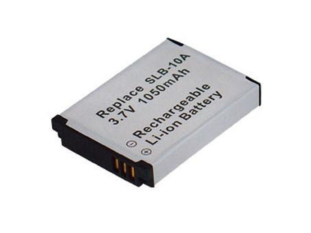 Samsung SLB-10A 1050mAh utángyártott akkumulátor