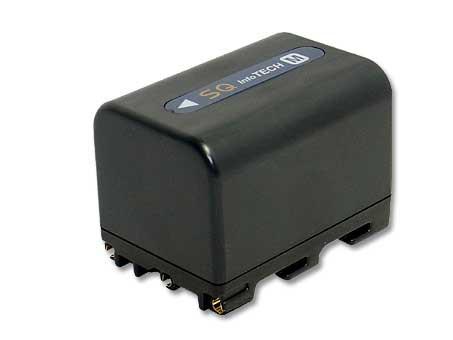 Sony NP-FM70 3000mAh utángyártott akkumulátor