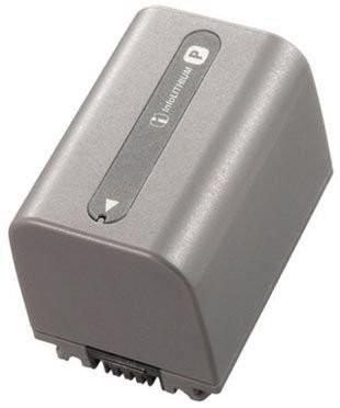 Sony NP-FP90 2460mAh utángyártott akkumulátor