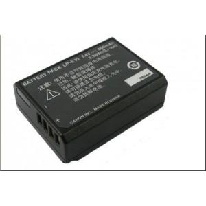 Canon LP-E10 850mAh utángyártott akkumulátor