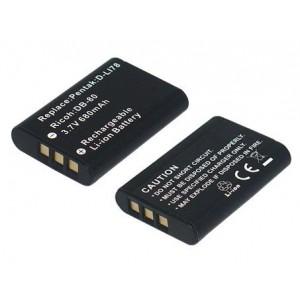 Nikon EN-EL11 680mAh utángyártott akkumulátor