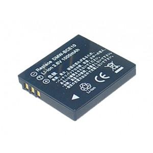 Panasonic CGA-S008 1000mah utángyártott akkumulátor