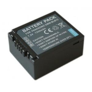 Panasonic DMW-BLB13E 1100mAh utángyártott akkumulátor
