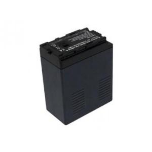 Panasonic VW-VBG6 5100mAh utángyártott akkumulátor