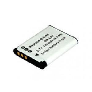 Pentax D-Li88 700mAh utángyártott akkumulátor