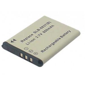 Samsung akku SLB-0837(B) 800mAh utángyártott akkumulátor