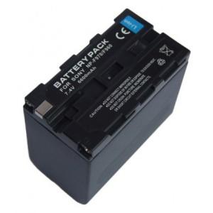 Sony NP-F970 7200mAh utángyártott akkumulátor