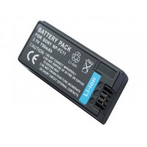 Sony NP-FC10 700mAh utángyártott akkumulátor