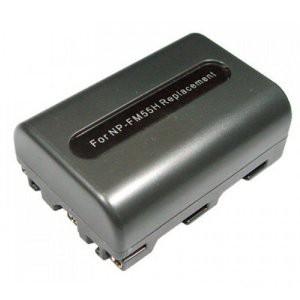 Sony NP-FM55H 1620mAh utángyártott akkumulátor