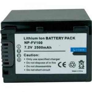 Sony NP-FV100 3900mAh utángyártott akkumulátor